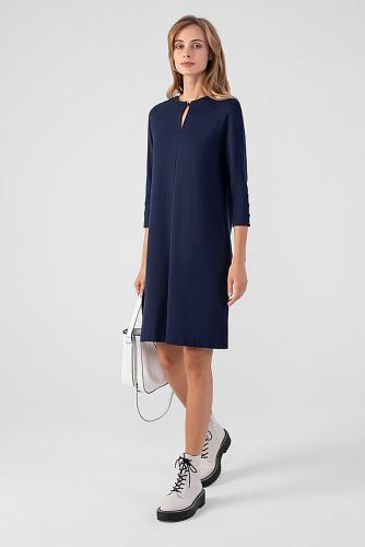 Платье #178924Темно-синий