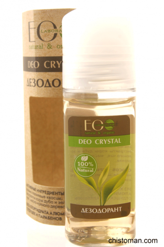Ec-Lab/0939/Дезодорант Deo Crystal