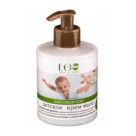 Ec-Lab//Детское крем-мыло 300 мл