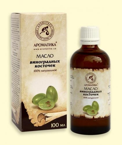 Виноградных косточек 20мл (растительное (жирное) масло)