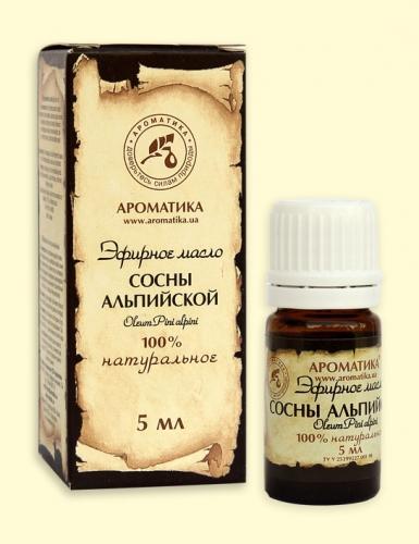 Сосны альпийской (эфирное масло)