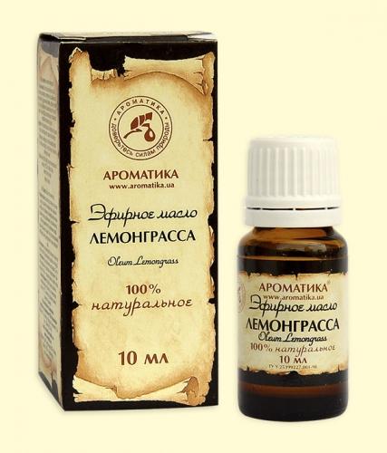 Лемонграсса (эфирное масло)