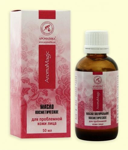 Косметическое масло для проблемной кожи лица