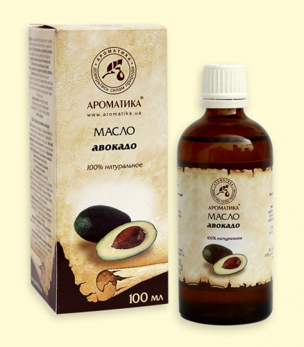 Авокадо 20мл. (растительное (жирное) масло)