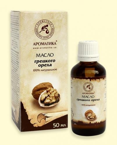 Грецкого ореха (растительное (жирное) масло)