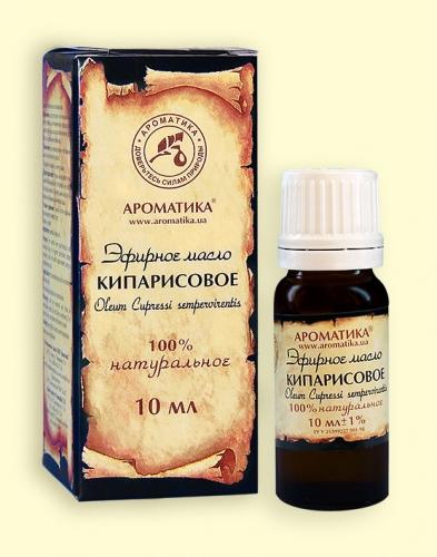 Кипарисовое (эфирное масло)