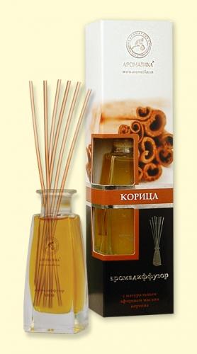 Корица (аромадиффузор с натуральным эфирным маслом)