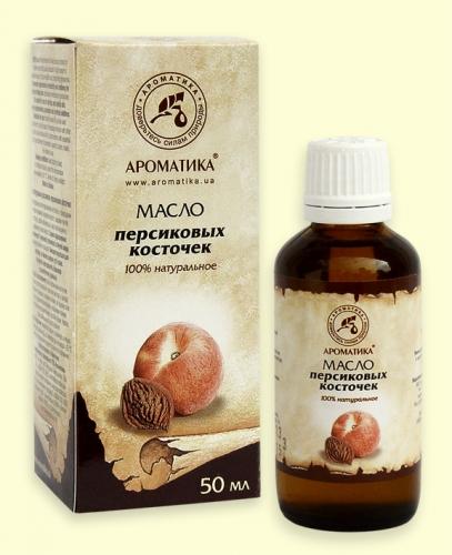 Персиковых косточек 50мл. (растительное (жирное) масло)