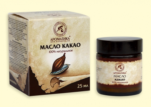 Какао твердое 50мл (растительное (жирное) масло)
