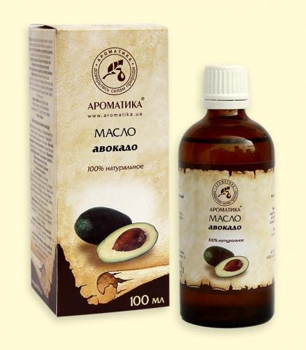 Авокадо 50мл. (растительное (жирное) масло)