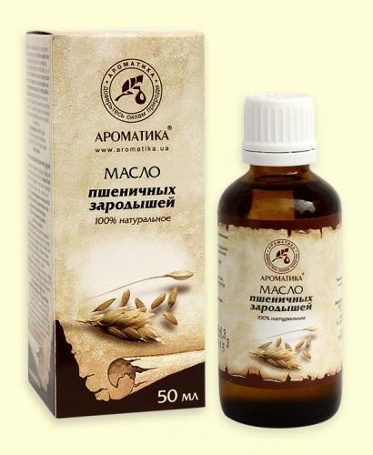 Пшеничных зародышей 50мл. (растительное (жирное) масло)
