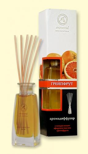 Грейпфрут (аромадиффузор с натуральным эфирным маслом)