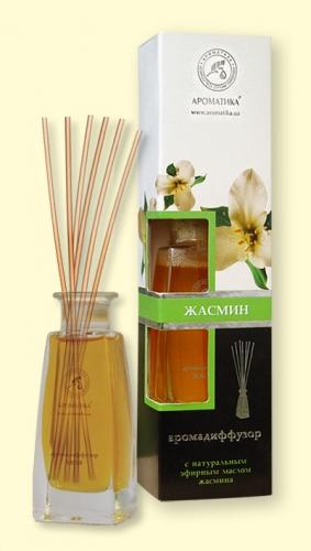 Жасмин  (аромадиффузор с натуральным эфирным маслом)
