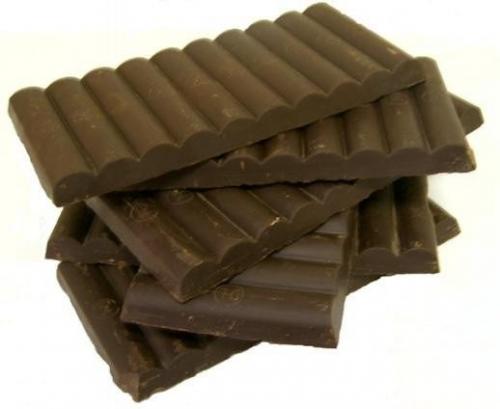 Какао-тертое (натуральное, плитки) Колумбия весовое, 1 плитка примерно 250 гр.