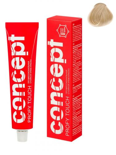 Стойкая крем-краска для волос (Permanent color cream PROFY Touch)     NEW 12.1 Экстрасветлый платиновый (Platinum Extra Light Blond) 2016, 60 мл