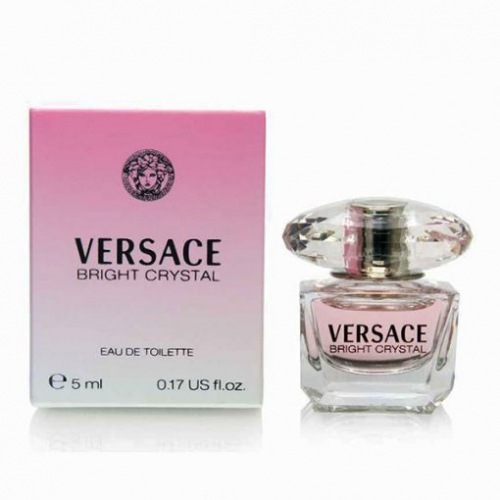 VERSACE Bright Crystal wom edt mini 5 ml