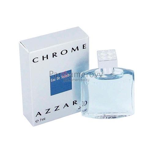 AZZARO Chrome man edt mini 7 ml