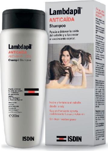 ИСДИН Шампунь против выпадения волос ISDIN LAMBDAPIL  200мл