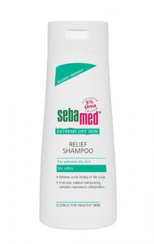 СЕБАМЕД Шампунь д/волос  EXTREME DRY SKIN Relief shampoo 5 % urea 200мл