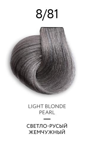 OLLIN COLOR Platinum Collection 8,81 100 мл Перманентная крем-краска для волос