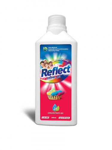 Reflect Colour Концентрированный  гель для стирки цветного белья 800мл.