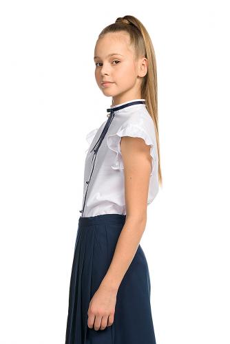 Блузка #220201Белый