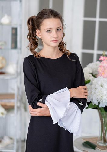 Платье #199184Демира черный
