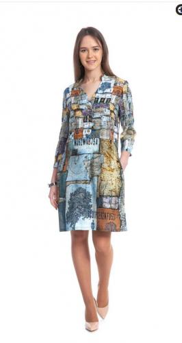 Платье 20766 977
