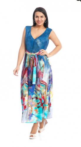 Платье 20761 720