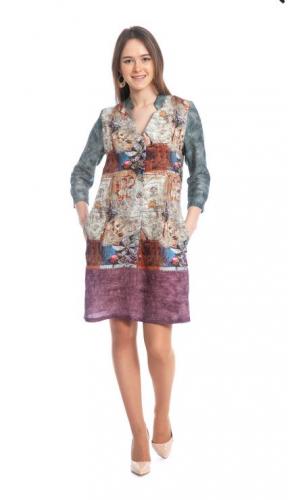 Платье 20766 33