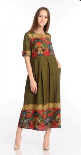 Платье 9745 733