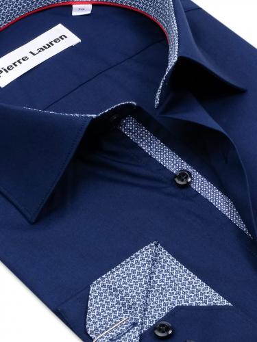 0202TECL Мужская классическая рубашка с длинным рукавом Elegance Classic