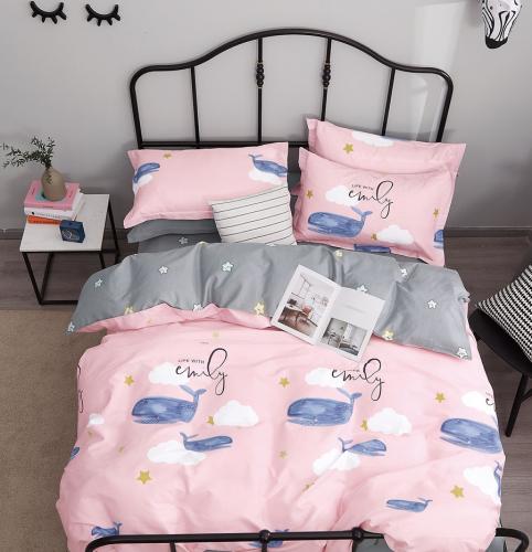 КПБ 1,5-спальный, подростковая коллекция. фс-14010