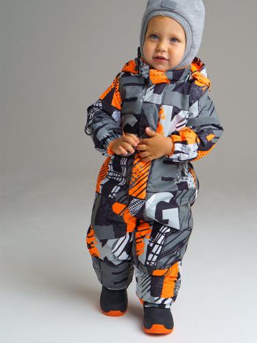 Комбинезон текстильный для мальчиков