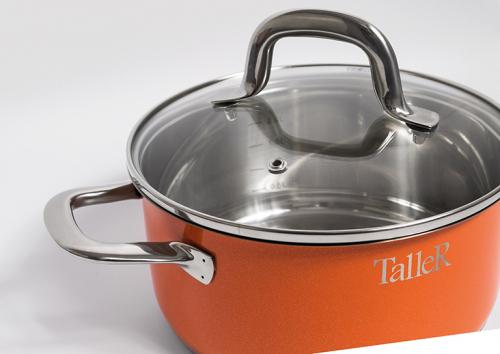 Кастрюля TalleR TR-7394 Карри 5,0 л