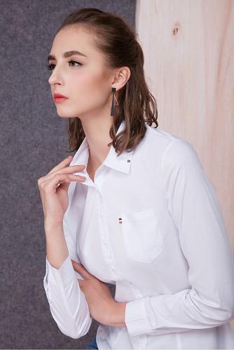 Блуза #209202Белый