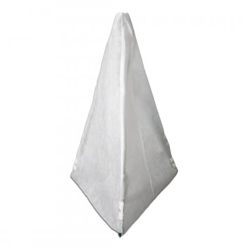 Укрытие для кустов и деревьев металл пирамида 1,5 м основание 76 см