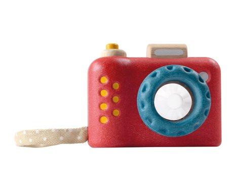 Моя первая камера