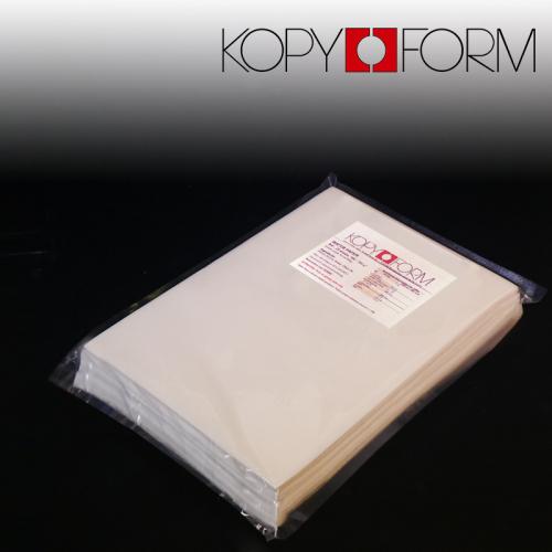 Вафельная бумага KopyForm толстая 50 листов