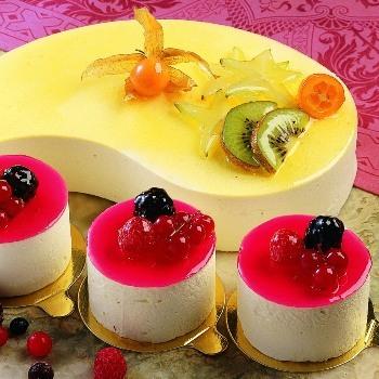 Гель кондитерский прозрачный для тортов и вафельных картинок, 250 гр