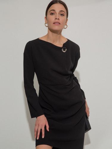NEW Платье однотонное