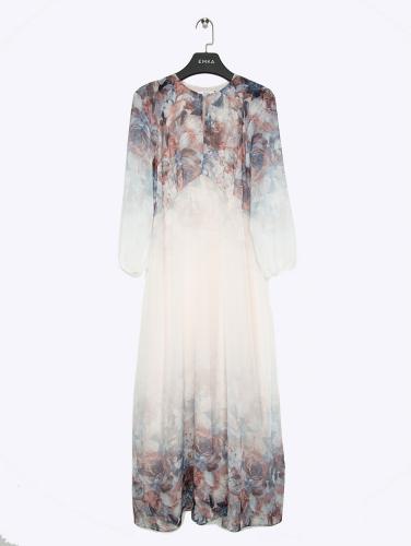 NEW Шифоновое платье