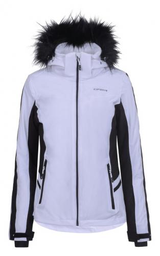 Куртка, жен.: 100% Полиэстер. ICEPEAK