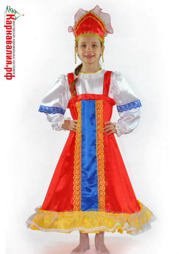 Русский народный дев.