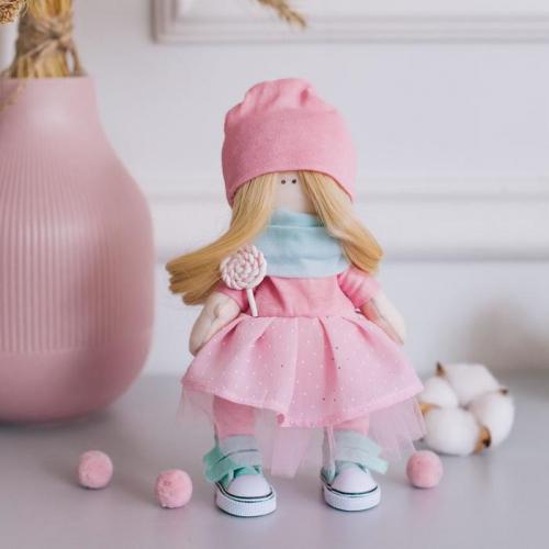 Мягкая кукла Сара, набор для шитья 15,6 × 22.4 × 5.2 см