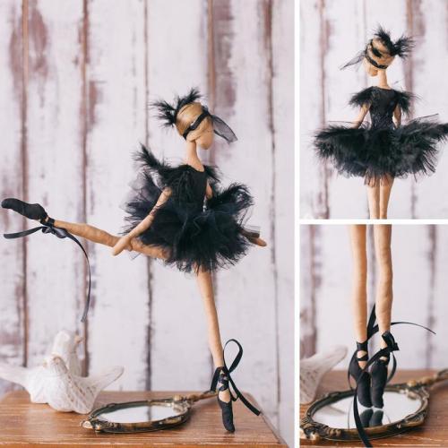 Мягкая балерина