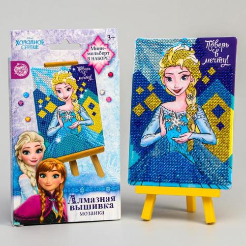 Вышивка алмазная для детей