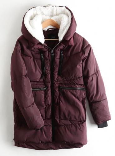 Куртка женская теплая зимняя A.N.A.