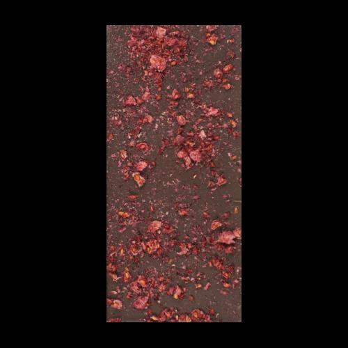 Шоколад темный «Russian puzzle»  Камчатка  женьшень и малина
