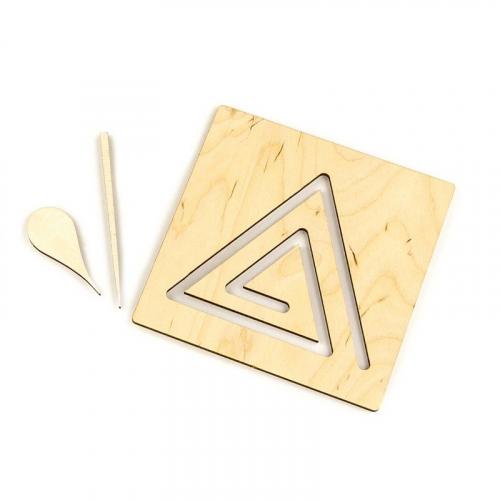 Межполушарная доска «Треугольник», 134103